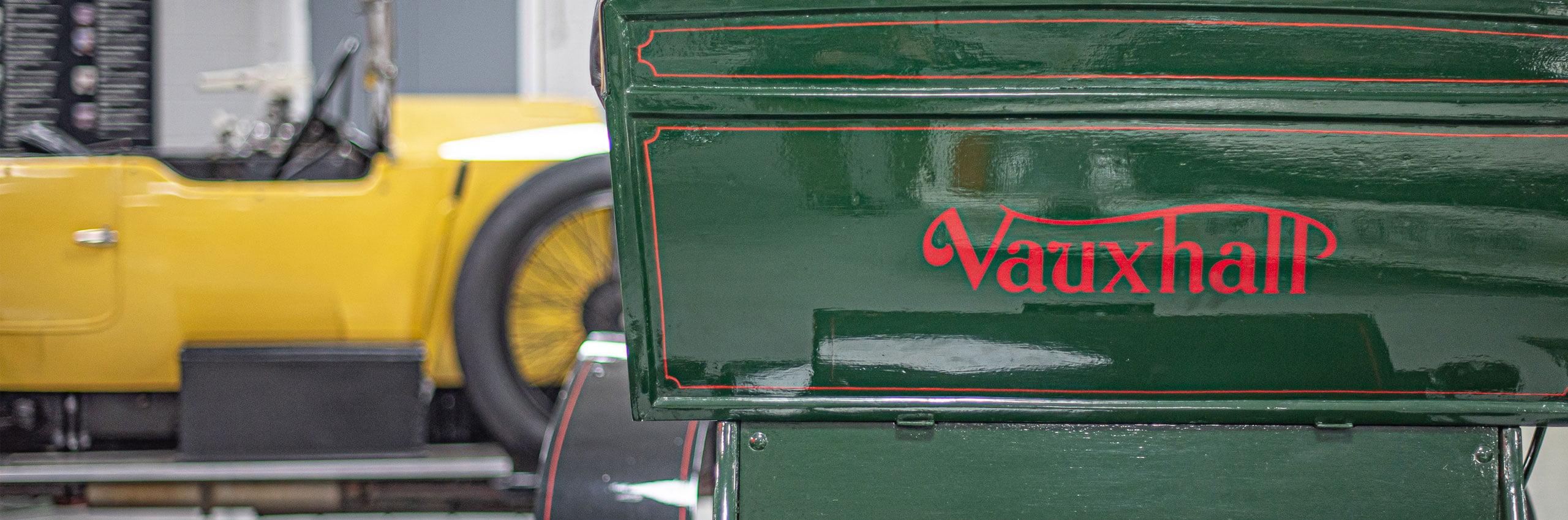 Vauxhall at Manor Park
