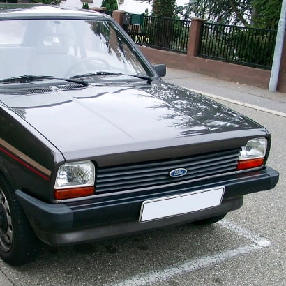 Ford Fiesta FFT wo Border