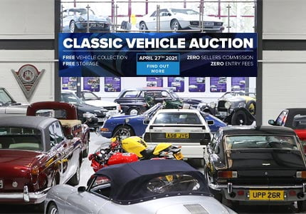 Manor Park Classic First Auction April 27th 2021