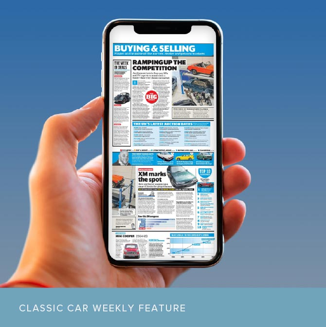 classic car weekly feature