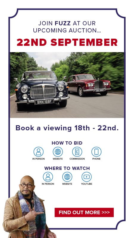 Manor Park Classic Auction Sep 22nd 2021